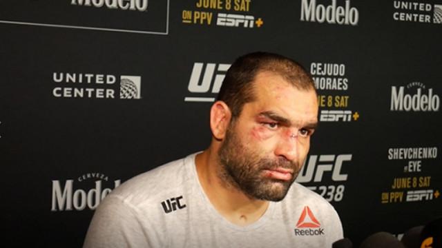 Благой Иванов - Багата: Четири пъти се оперирах, откакто съм в UFC