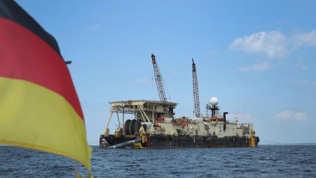 """Германският петролно-газов гигант Wintershall спира инвестициите в """"Северен поток 2"""""""