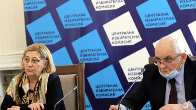 Теглят жребия с номерата за изборите на 2 март, окончателно на вота 23 партии и 8 коалиции