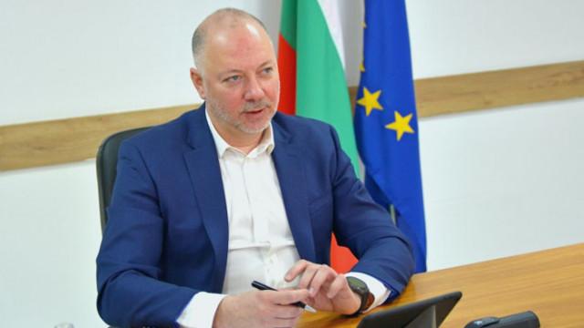 Росен Желязков: За първи път подвижен жп състав ще бъде финансиран с европейски средства