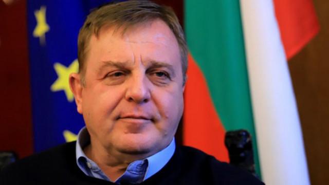 Каракачанов: Социологията показва, че ВМРО няма проблеми с т.н. бариера