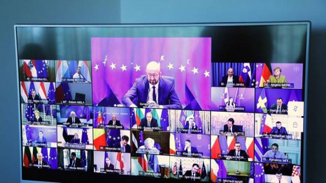 Премиерът Борисов обсъди сигурността и отбраната с лидерите от Европейския съвет