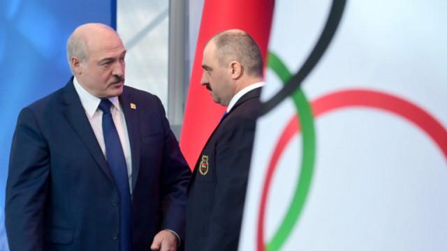 Лукашенко се оттегля от олимпийския комитет и назначава сина си