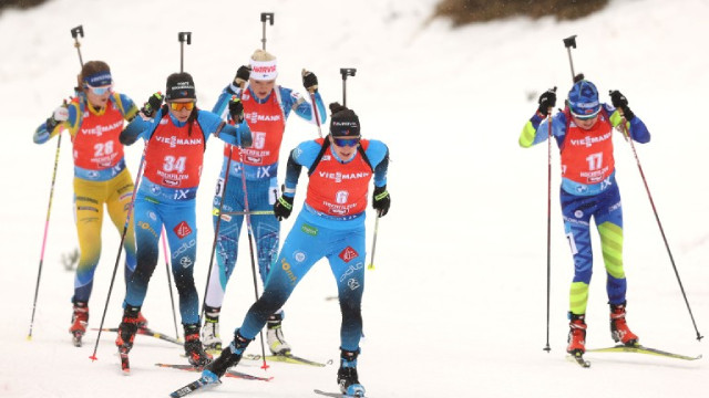 България с девет участници на Световното по биатлон
