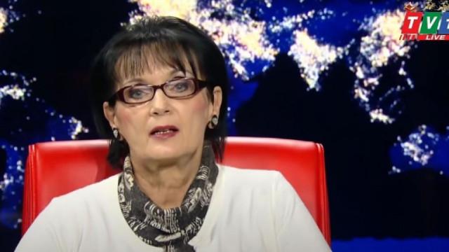Гласът от протеста Светла Петрова: Всеки ваксиниран е ГМО