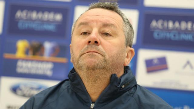 Стоянович за Робърта: Моята дума би трябвало да има значение