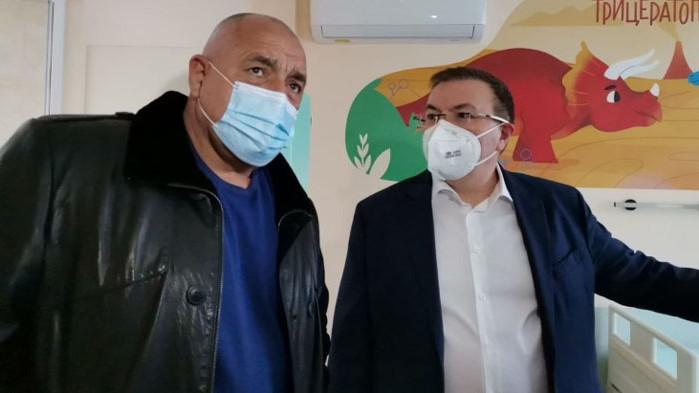 Ангелов: До обяд ще преценим дали да възстановим зелените коридори
