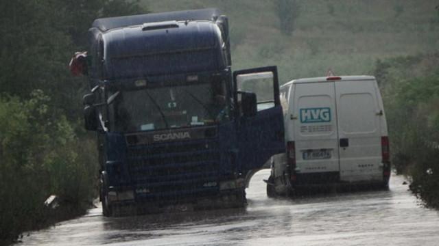 Нормализира се обстановката на пътя между Джулюница и Пиперково
