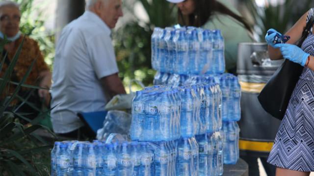 Французин почина заради препиване с вода
