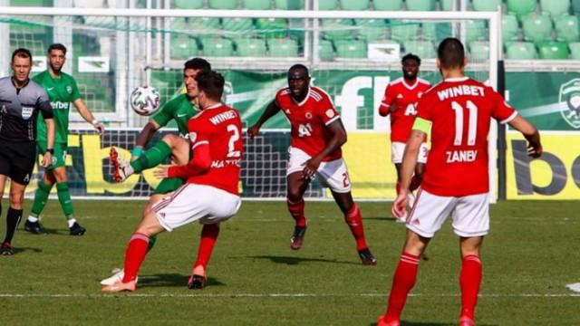 ЦСКА без Юга срещу Черно море за Купата на България