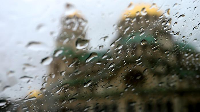 Цялата страна в жълто заради валежи