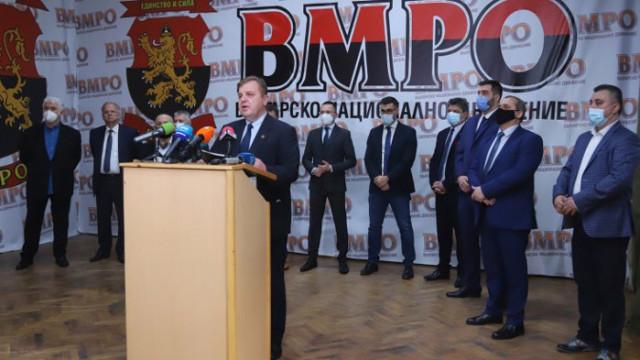 Кристина Димитрова, Искрен Пецов и агент Тенев също в листите на ВМРО
