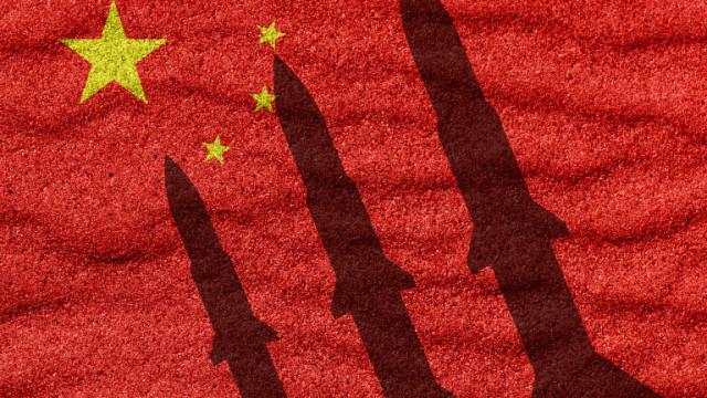 Китай бързо модернизира ядрените си сили