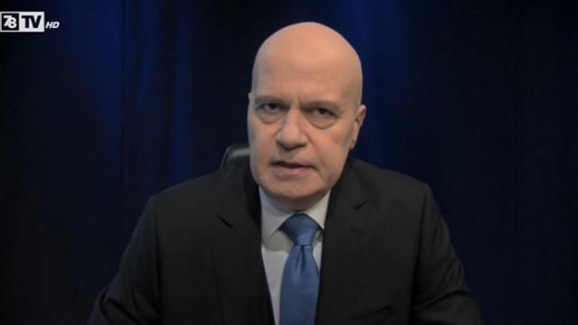 Слави не давал интервюта заради Борисов и министрите му
