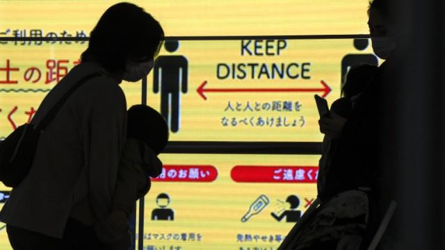 Токио поиска от Китай да спре да взема тест за коронавируса от ануса