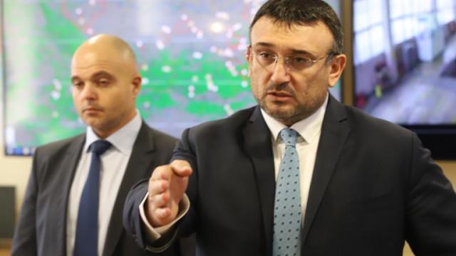 Младен Маринов: Поръчката за джиповете за МВР е променена