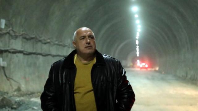 """Движението през тунел """"Железница"""" тръгва през септември"""
