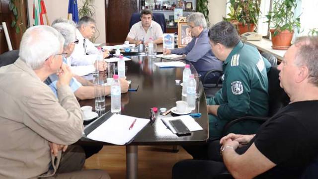 """Въвеждат временна организация на трафика през ГКПП """"Дунав мост"""""""