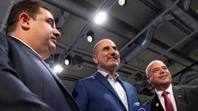 Цветанов: Мехмед Дикме ме потърси за коалиция, но избра ГЕРБ