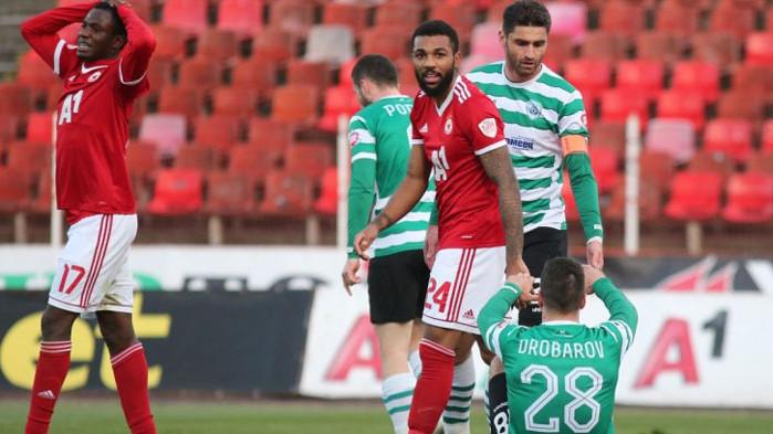 ЦСКА отстрани Черно море и е на 1/4-финала за Купата
