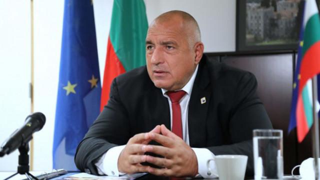 Борисов: Националният дух отново е неспокоен, защото България преминава през сериозно изпитание