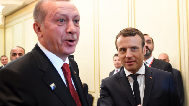 Затопляне между Франция и Турция