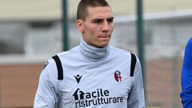 Валентин Антов пред дебют в Серия А