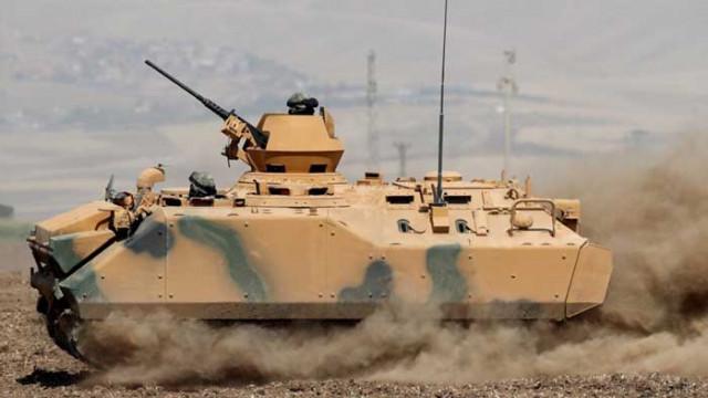 Турция прати командоси срещу кюрдски бойци в Ирак