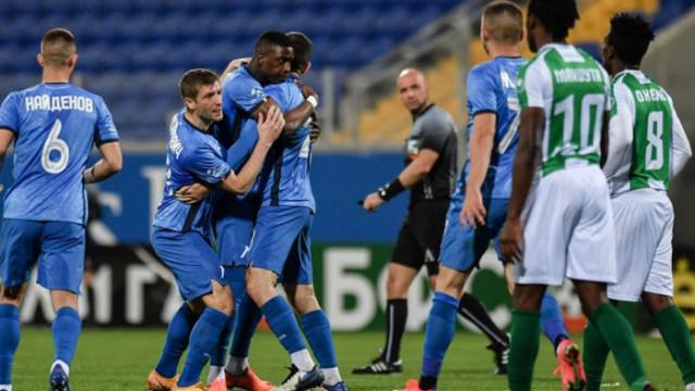 Левски е поредният четвъртфиналист за Купата на България