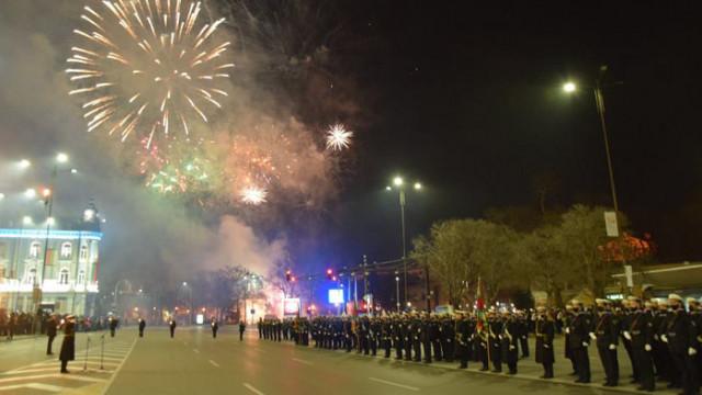 ВМС участваха в мероприятия по случай националния празник на Република България