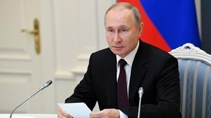 Путин: 2 млн. руснаци са получили двете дози от ваксината срещу COVID-19