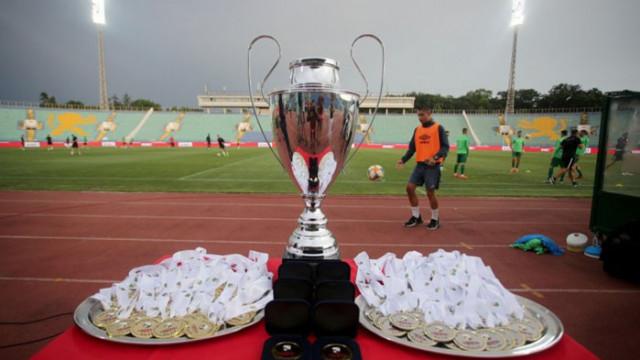 Официално! Жребият за 1/4-финалите за Купата на България
