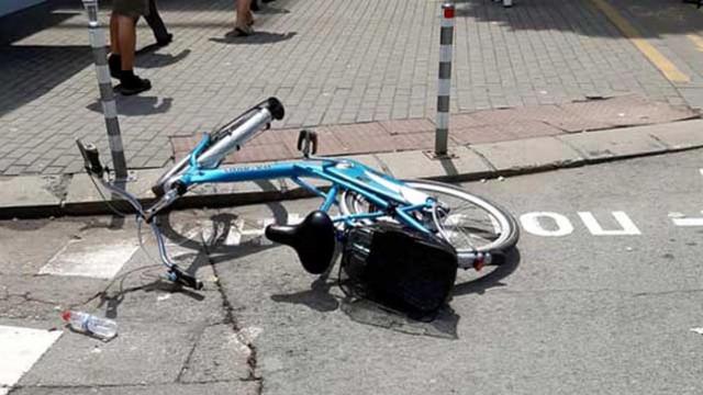 Два пътни инцидента с велосипедисти във Варна днес
