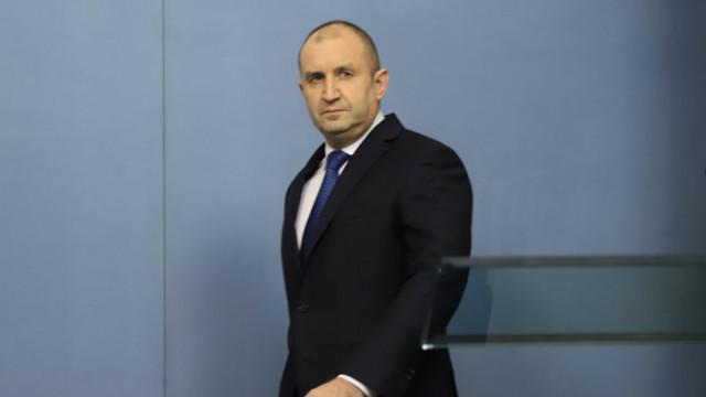Радев ще се запознае с анализа на резултатите от подготовката на Въоръжените сили