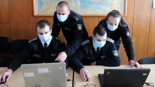 """Офицери от Военноморски сили участваха в противоподводното учение на НАТО """"Dynamic Manta 2021"""""""