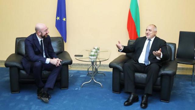 Борисов: Кохезионната и общата селскостопанска политика да се запазят на сегашните нива