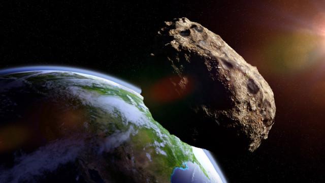 Астероид ли е създал живота на Земята?