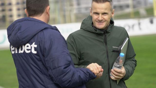 Ръководството на Ботев Пд се застъпи за Валентич