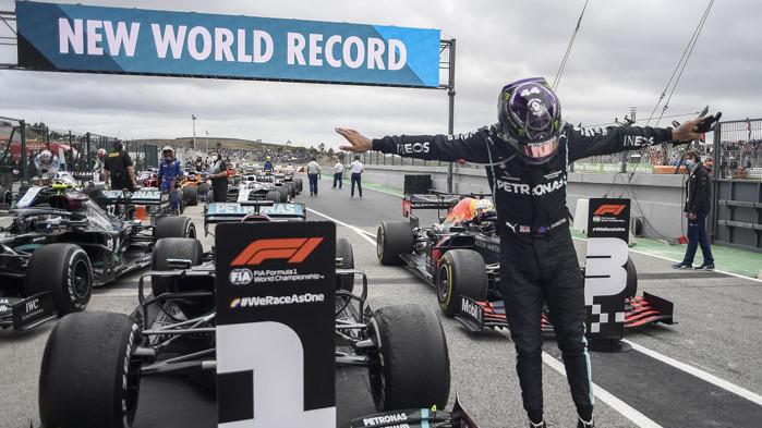 Формула 1 потвърди Гран При на Португалия за 2 май