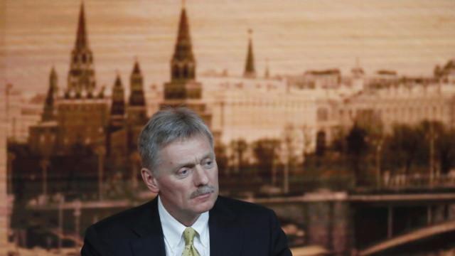 Песков: Русия отдавна унищожи химическите си оръжия