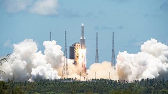 През 2021 г. Китай планира над 40 изстрелвания на ракети в Космоса