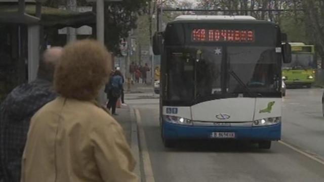 Допълнителни курсове на градския транспорт днес заради Задушница