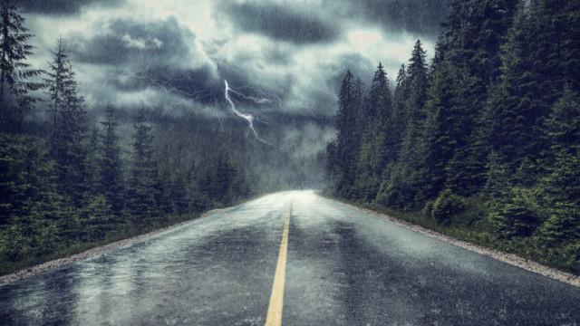 Природа, вкус на метал в устата, увиснали листа и други признаци за наближаваща буря