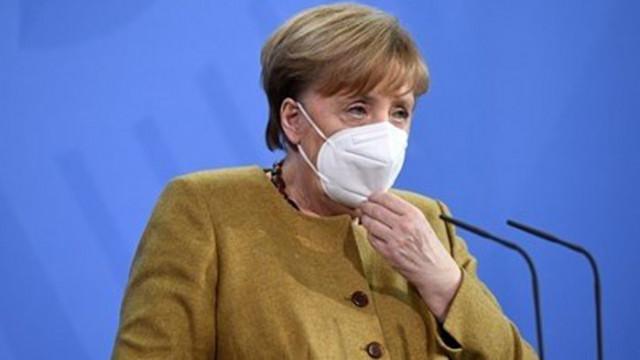 Меркел: Едва през лятото Германия може да се върне към нормалност
