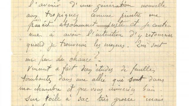 Музей в Амстердам се сдоби с писмо на Ван Гог и Гоген за премеждията им в бордеи