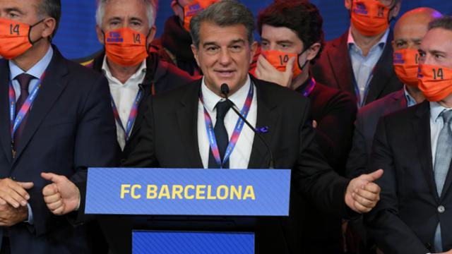 Официално! Барселона има нов президент