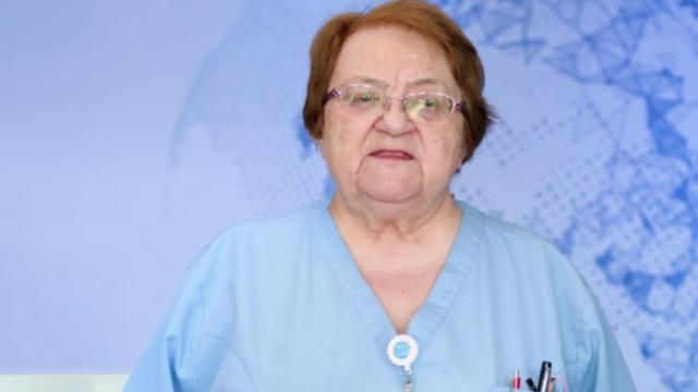 Само ваксините могат да спрат новите щамове на COVID-19, уверява проф. Аргирова