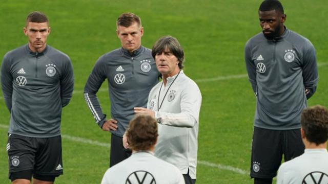 Льов шокира: Напуска Бундестима след Евро 2020