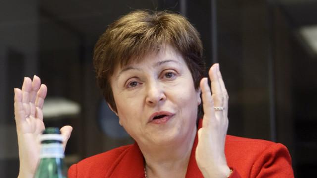 Георгиева: Пълно икономическо възстановяване едва ли е възможно през 2021