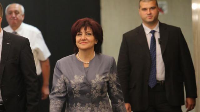 Караянчева се присъедини към инициативата на Национална мрежа на децата